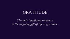 monica laurence gratitude