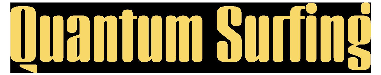 quantum surfing logo